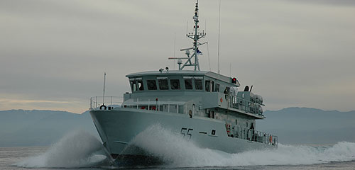 931-NAVY:-New-ORCA-Class-Training-Vessles-Get-to-Work| FrontLine Defence