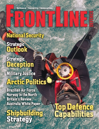Frontline Defence Cover Issue 2 - 2016