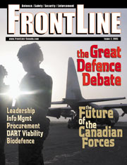 Frontline Defence Cover Issue 2 - 2005