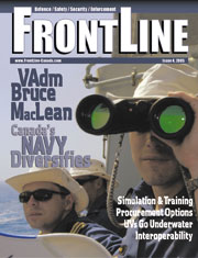 Frontline Defence Cover Issue 4 - 2005
