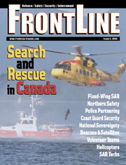 Frontline Defence Cover Issue 5 - 2005