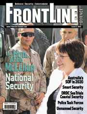 Frontline Defence Cover Issue 6 - 2005