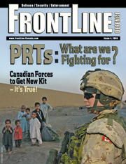 Frontline Defence Cover Issue 4 - 2006