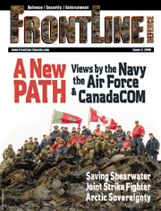 Frontline Defence Cover Issue 5 - 2006