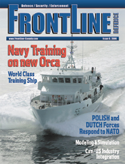 Frontline Defence Cover Issue 6 - 2006