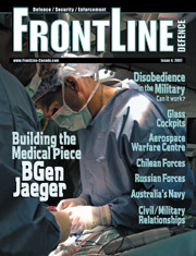 Frontline Defence Cover Issue 4 - 2007