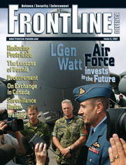 Frontline Defence Cover Issue 5 - 2007