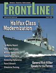 Frontline Defence Cover Issue 2 - 2008