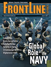 Frontline Defence Cover Issue 3 - 2008