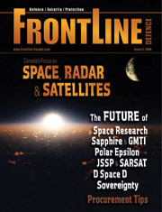 Frontline Defence Cover Issue 6 - 2008