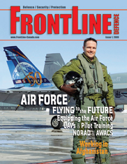 Frontline Defence Cover Issue 1 - 2009