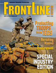 Frontline Defence Cover Issue 3 - 2009