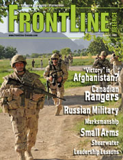 Frontline Defence Cover Issue 4 - 2009
