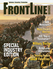 Frontline Defence Cover Issue 2 - 2010
