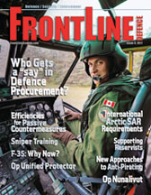 Frontline Defence Cover Issue 4 - 2011