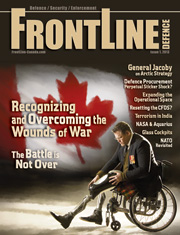 Frontline Defence Cover Issue 1 - 2013