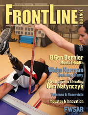 Frontline Defence Cover Issue 4 - 2013