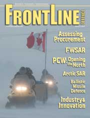 Frontline Defence Cover Issue 5 - 2013