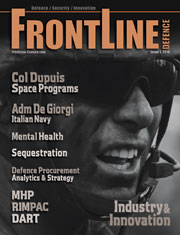 Frontline Defence Cover Issue 1 - 2014