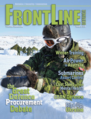 Frontline Defence Cover Issue 2 - 2014