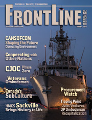 Frontline Defence Cover Issue 4 - 2014