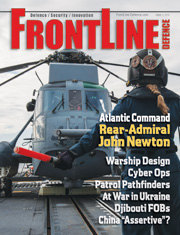 Frontline Defence Cover Issue 2 - 2015