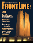 Frontline Defence Cover Issue 3 - 2017