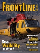 Frontline Defence Cover Issue 5 - 2017