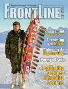 Frontline Defence Cover Issue 2 - 2018