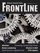 Frontline Defence Cover Issue 5 - 2018
