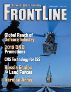 Frontline Defence Cover Issue 1 - 2019