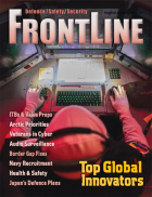 Frontline Defence Cover Issue 3 - 2019